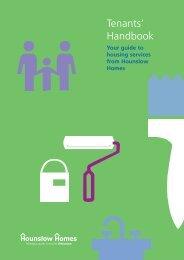 Tenants' Handbook - Hounslow Homes