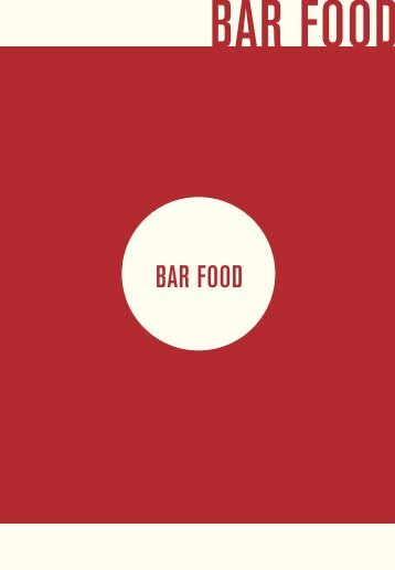 Open Abbey Bar Food Menu - GuestlistSPOT.com