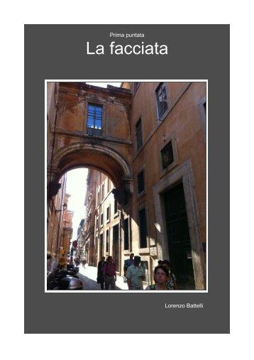 """La facciata - liceo """"Vittoria Colonna"""""""