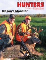 Mason's Monster - Northeast Wisconsin Chapter SCI