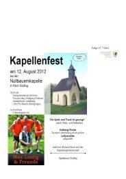 Folge 17, 7/2012 - Gemeinde Söding