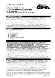 TM Fasoflex Floor Nivelliermasse Stand 02-11.pdf - Gima