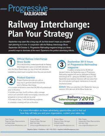 Railway Interchange: