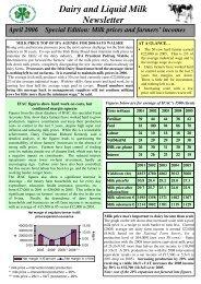 April 2006 Special Edition - Irish Farmers Association