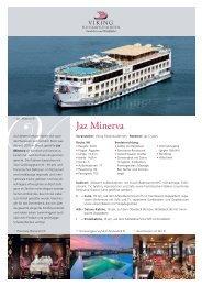 Jaz Minerva - Viking Flusskreuzfahrten