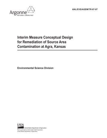 Interim Measure Conceptual Design for Remediation of Source Area ...