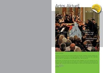 Artos-Aktuell Nr. 1-2013 (pdf) - Zentrum · Artos Interlaken