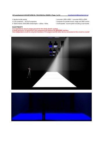 Specsheet waveform b: - Epidemic
