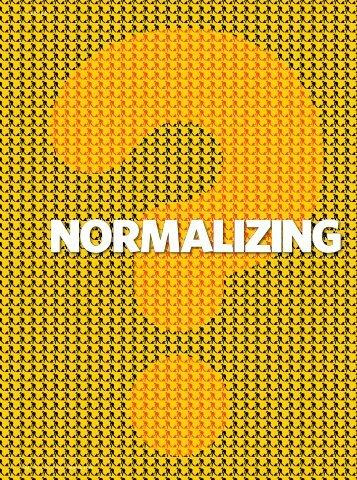 normalizing - Ugly Mugs Writing & Editing