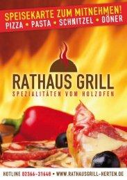 LIEFERSERVICE Tel.: 02366 31648 - Rathaus Grill Herten