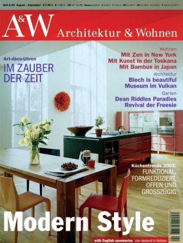 a itektur wohnen nathalie jean - Architektur Und Wohnen