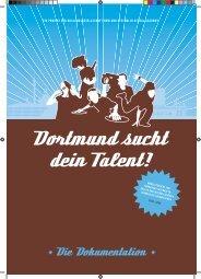 Dortmund sucht Dein Talent, Dokumentation, 2010, als PDF