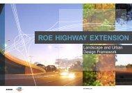Appendix X2 - Landscape and Urban Design Framework
