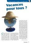 vacance - La Croix Bleue - Page 5