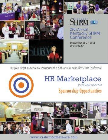 HR Marketplace - kyshrm