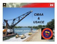 CMAA & COE Partnership Agreement