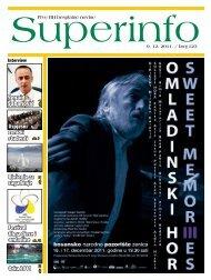Senaid Šabanović - Superinfo