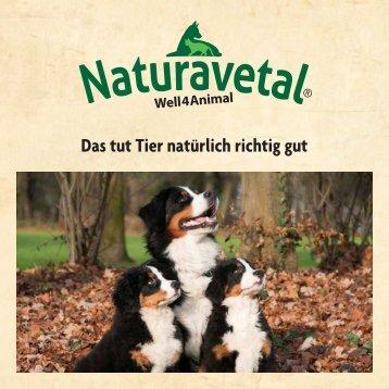 Das tut Tier natürlich richtig gut - NATURAVETAL