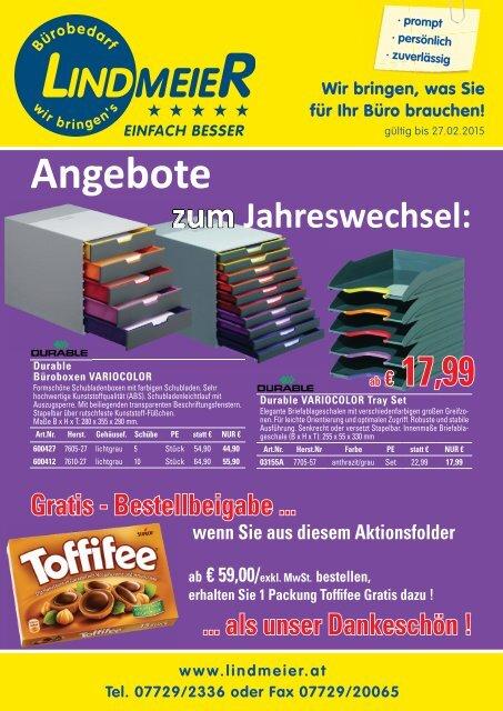 Angebote zum Jahreswechsel 2014/2015