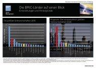 GS BRICs Verkaufshilfe - Goldman Sachs