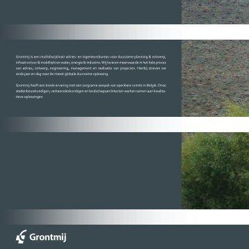 Green Buildings - Grontmij