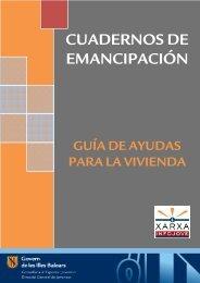 cuadernos de emancipación - Infojove - Govern de les Illes Balears