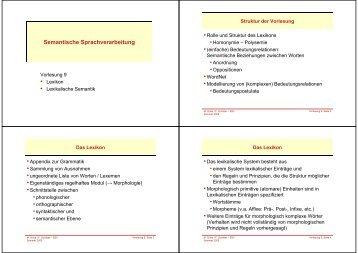 PDF: Lexikalische Semantik