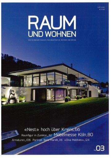 Raum und Wohnen - Müller Architekten AG