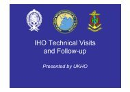 NIOHC Technical visits - Iho-ohi.net