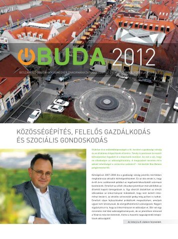 2012 - Óbuda-Békásmegyer
