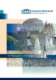 seit 1919 - Deutscher Mieterbund Bonn/Rhein-Sieg/Ahr eV