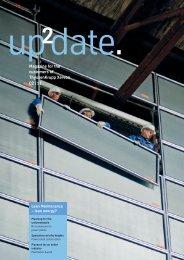 Magazine for the customers of ThyssenKrupp Xervon 02 | 11