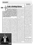"""Kibékíthetetlen ellentétek, egyre több a """"sebtapasz"""" - Page 4"""
