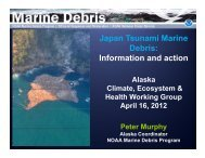 Information and action - Climate Change in Alaska