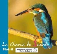Mini guía RNC Charca de Suárez - Ayuntamiento de Motril