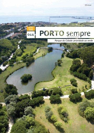 Julho/2006 - Câmara Municipal do Porto