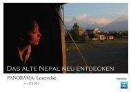 Nepal Roadbook