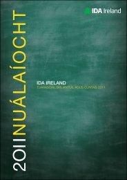 250000 post díreach agus indíreach (1 as gach 7 bpost). - IDA Ireland