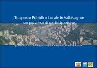 Inquadramento storico e urbanistico della Val Bisagno - Urban Center