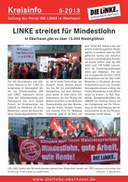 Download der Kreisinfo 5-2013 als PDF - DIE LINKE. Kreisverband ...