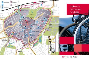 Parkeren in het centrum van Breda