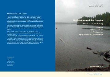 Ladda ner - Statens maritima museer