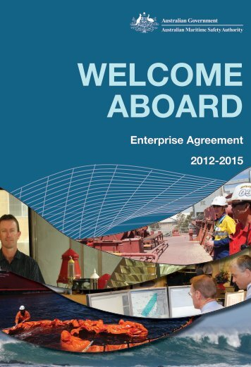 AMSA Enterprise Agreement 2012-2015 - Australian Maritime Safety ...