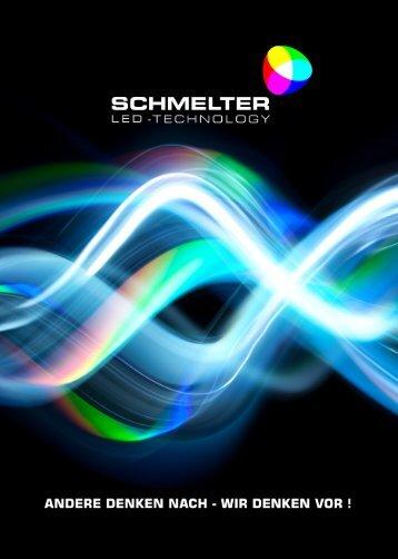 Schmelter LED Prospekt 2015