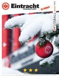 Eintracht Frankfurt Spielzeit 14/15 Dezember
