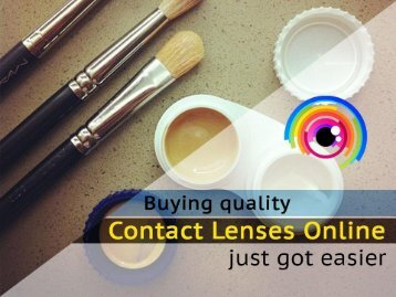 Buy Top Notch Contact Lenses Online in NZ