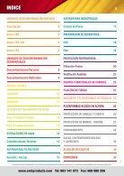 CATÁLOGO DE EQUIPOS Y MATERIALES PARA LA RETIRADA DE AMIANTO 2014-15 - Page 3