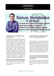 SIN CITA PREVIA CON RAMON HERNÀNDEZ
