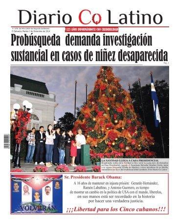 Edición 02 de Diciembre de 2014