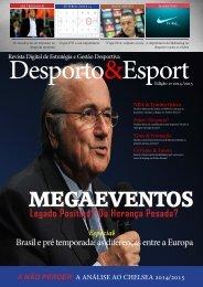 Desporto&Esport  - edição1 2014